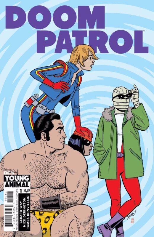 Doom Patrol 1-12 NM