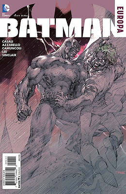 BATMAN EUROPA #1 JIM LEE JOKER! COVER LOT OF 10X COPIES NM or