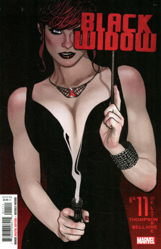 Black Widow (2020) #11 VF/NM (9.0) Adam Hughes Sexy Cover