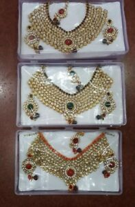 Clearance sale up to 50%on Christmas on Indian ladies Jewellery