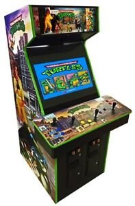 Looking for a 4 player Konami Arcade (TMNT, Simpsons, etc)
