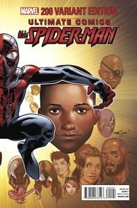 ULTIMATE COMICS SPIDER-MAN #200 VF/NM DAVID MARQUEZ MILES MORALES VARIANT COVER