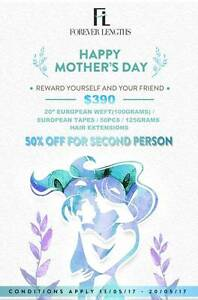Mother's Day !50% OFF for SECOND PERSON Caroline Springs Melton Area Preview