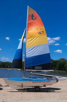 Calypso 14' catamaran with all the trimmings Stirling Weston Creek Preview