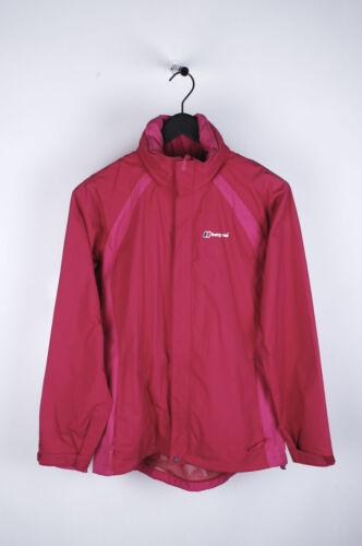 Original Berghouse Vêtements de Sport à Capuche Rose Femme Veste En Taille 14