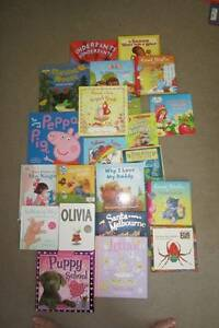 Children's Books Assorted Bulk Lot Castle Hill The Hills District Preview