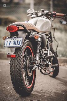 Caferacer Braap for sale