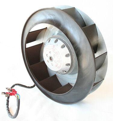Ebm R2e220-aa44-23 Ac Motorized Impeller Fan Blower Ventilator