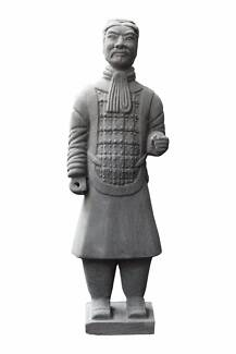 Terracotta Warrior Statue - Armoured General - Small