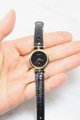 Vintage GUCCI Women's Watch Quartz Movement SWISS Made