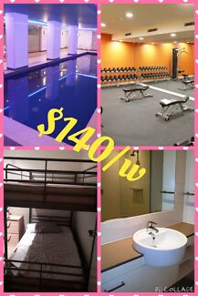 *MELB CBD* Nice roomshare for girls, short term available Melbourne CBD Melbourne City Preview