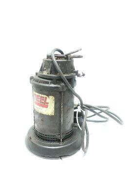 Teel 4p903 Sump Pump 9.5a 13hp 120v-ac