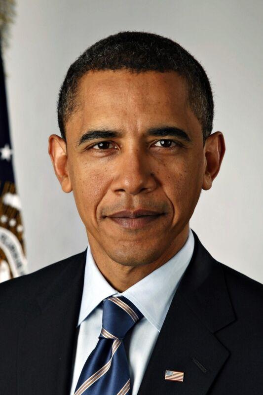 New 5x7 Photo: Barack Obama, 44th President of the United States