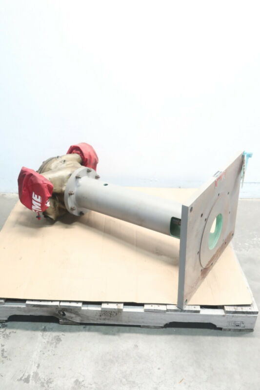 Flowserve CCNEJ-72 Centrifugal Pump 3in X 2in