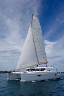 Lipari 41 MAESTRO Catamaran