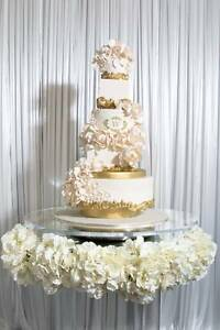 Clear Perspex Cake Table for hire -  Wedding Reception Hire Perth Perth City Area Preview
