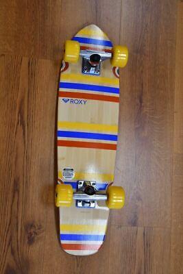Roxy Mac Fly Mini Cruiser Longboard Complete skateboard NEW SALE skateboarding