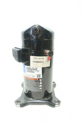Copeland Zr28k3-tfd-230 Scroll Compressor 460v-ac 3ph R-22