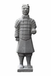 Terracotta Warrior Statue - Armoured Warrior - Small