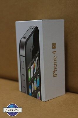 NEW Apple iPhone 4s - 32GB - Black GSM worldwide Factory unlocked Smartphone on Rummage
