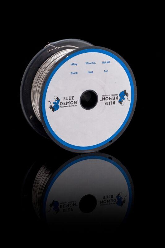 ER308L .035 x 2 lb MIG Stainless Steel Welding Wire Spool Blue Demon