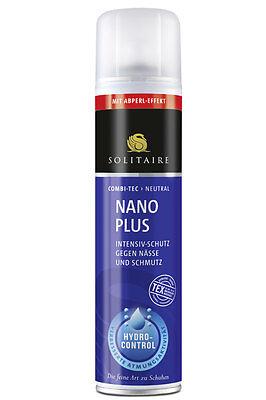 Solitaire Imprägnierspray Nano Plus Imprägnierer Schuhe Imprägnierung 400ml z257