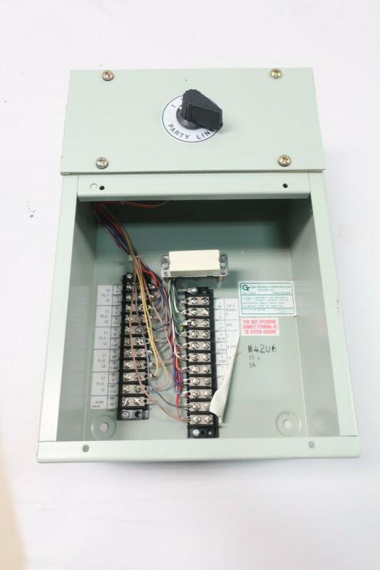 Gai-tronics 703A Multi-pary Amplifier Enclosure