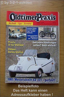 Oldtimer Praxis 4//03 DB 450 SE BMW Citroen 15 CV