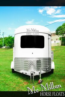 McMillan 2 Horse Float Mansfield Brisbane South East Preview