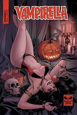 Vampirella Halloween Special One-Shot, NM 9.4, 1st Print, 2018](Special Halloween Shots)