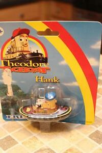THEODORE TUGBOAT HANK NEW ERTL RARE 1989 TOY