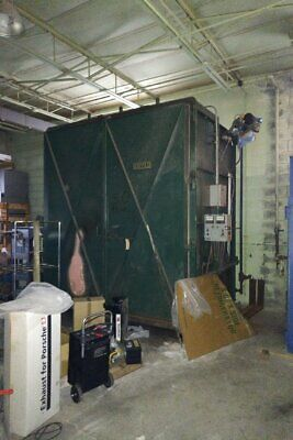 Bayco Industrial Burn Off Oven - Powder Coating Ovenpaint Removal Oven