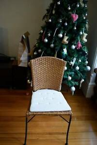 Set of 4 FREEDOM FURNITURE dining chairs $10 each Mosman Mosman Area Preview