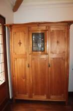 Antique oak wardrobe - two available. South Perth South Perth Area Preview
