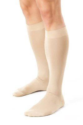 Socks Medical Anti Fatigue Calf Compression Flight Men Befit24 Beige Size M