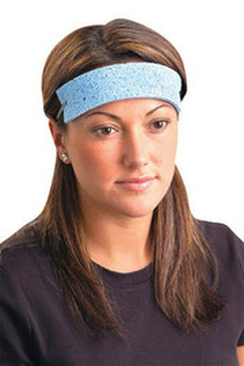 Occunomix SBR100 Traditional Absorbent Cellulose Sweatbands, Various Quantities Clothing & Accessories