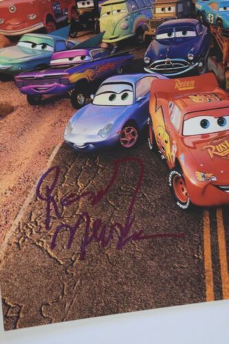 Randy Newman Signed Autographed 11x14 Photo JAMES AND THE GIANT PEACH COA VD