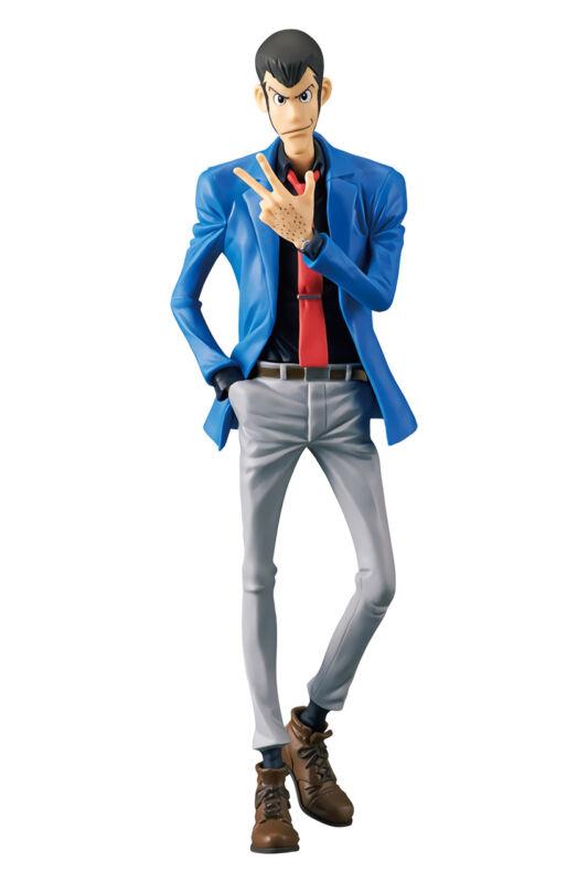 Lupin the Third Arsene Lupin III PVC Master Stars Piece Figure