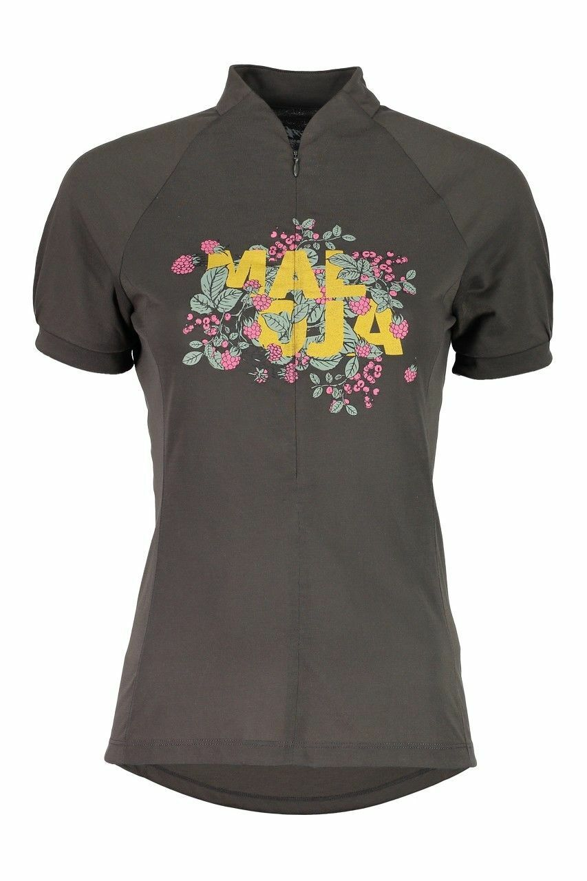 Maloja HalfingM 1/2 23148 Bike Damen Trikot Shirt Radtrikot