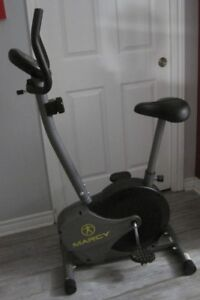 Marcy Magnetic Resistance Upright Stationary Bike