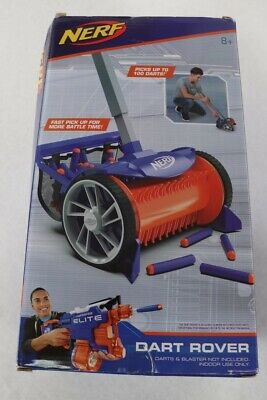 Nerf Dart Rover New Distressed Box Free Shipping