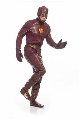 Die Flash Kostüm Barry Allen Wally West Dc Comics Cw Tv-Show Arrowverse (Barry Allen Kostüm)