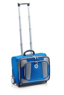 Drakes Pride - Low Roller Trolley Bag Royal - Bowls Trolley with free Bowls Bags