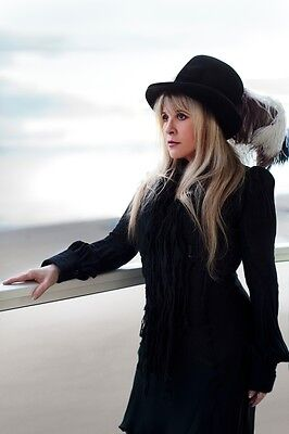Stevie Nicks 8X10 Glossy Photo Print  Sn1