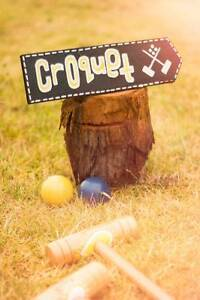 WEDDING LAWN GAMES FOR HIRE - High Quality Vintage Games | Sydney Gladesville Ryde Area Preview