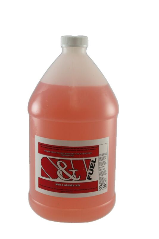 S&W 20% R/C Car and Truck Fuel  1  Gallon
