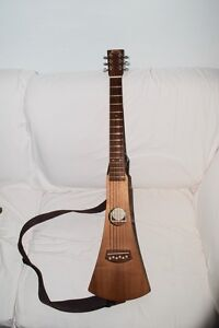 Martin Backpacker Guitar  with steel strings Coffs Harbour Area Preview
