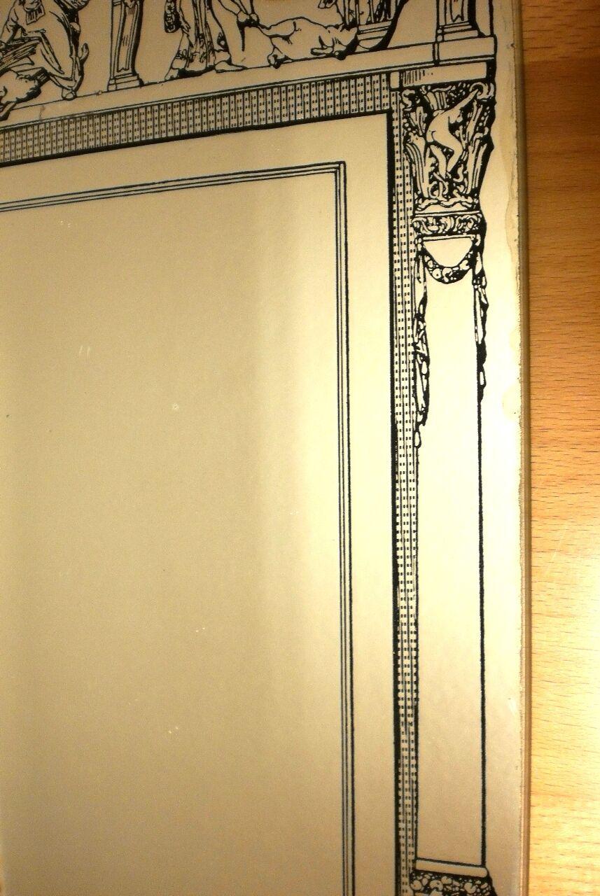 alt vintage shabby retro jugendstil wand sammler deko bar. Black Bedroom Furniture Sets. Home Design Ideas