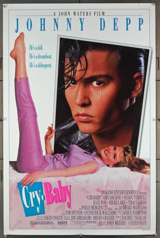 CRY-BABY (1989) 15353