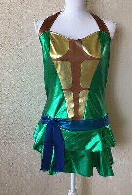 Teenage Mutant Ninja Turtle Costume Adult Female Superhero - Ninja Turtle Halloween Kostüme